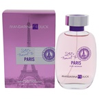 Mandarina Duck Lets Travel To Paris EDT Spray