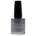 CND CND Vinylux Weekly Polish - 148 Silver Chrome Nail Polish