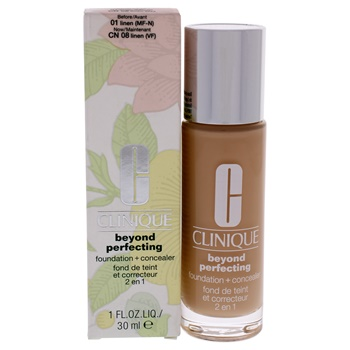Clinique Beyond Perfecting Foundation Plus Concealer - 08 Linen Makeup