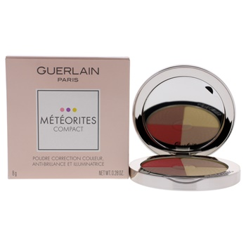 Guerlain Meteorites Compact Blotting and Lighting Powder - 4 Golden