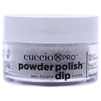 Cuccio Pro Powder Polish Nail Colour Dip System - Multi Color Glitter Nail Powder