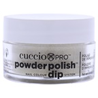 Cuccio Pro Powder Polish Nail Colour Dip System - Rich Gold Glitter Nail Powder