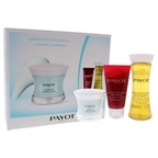 Payot Hydra 24 Plus Creme Glacee Set 1.7oz Cream, 1.7oz Gel, 4.2oz Body Oil