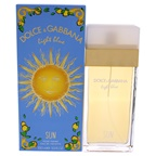 Dolce & Gabbana Light Blue Sun EDT Spray