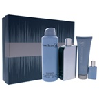 Perry Ellis Perry Ellis 18 3.4oz EDT Spray, 7.5ml EDT Spray, 6.8oz Body Spray, 3oz Hair and Body Wash