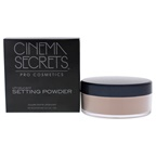 Cinema Secrets Ultralucent Setting Powder - Warm Light