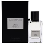 Banana Republic Linen Vetiver EDP Spray