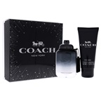 Coach Coach Signature NewYork 2oz EDT Spray, 3.3oz All Over Shower Gel
