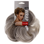 Hairdo Style-a-do And Mini-do Duo Pack - R56-60 Silver Hair Wrap