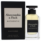 Abercrombie & Fitch Authentic EDT Spray