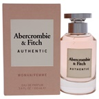 Abercrombie & Fitch Authentic EDP Spray