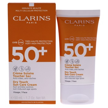 Clarins Dry Touch Facial Sunscreen
