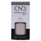CND Shellac Nail Color - Beau Nail Polish