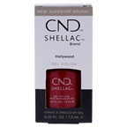CND Shellac Nail Color - Hollywood Nail Polish