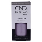 CND Shellac Nail Color - Lavender Lace Nail Polish