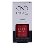 CND Shellac Nail Color - Offbeat Nail Polish