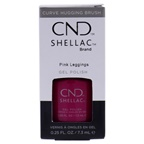 CND Shellac Nail Color - Pink Leggings Nail Polish