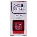CND Shellac Nail Color - Ripe Gauva Nail Polish
