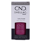 CND Shellac Nail Color - Sultry Sunset Nail Polish