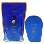 Shiseido Ultimate Sun Protector Lotion SPF 50 Sunscreen