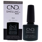 CND Shellac Gel Nail Polish - Aura