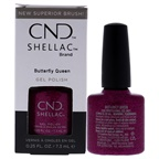 CND Shellac Nail Color - Butterfly Queen Nail Polish