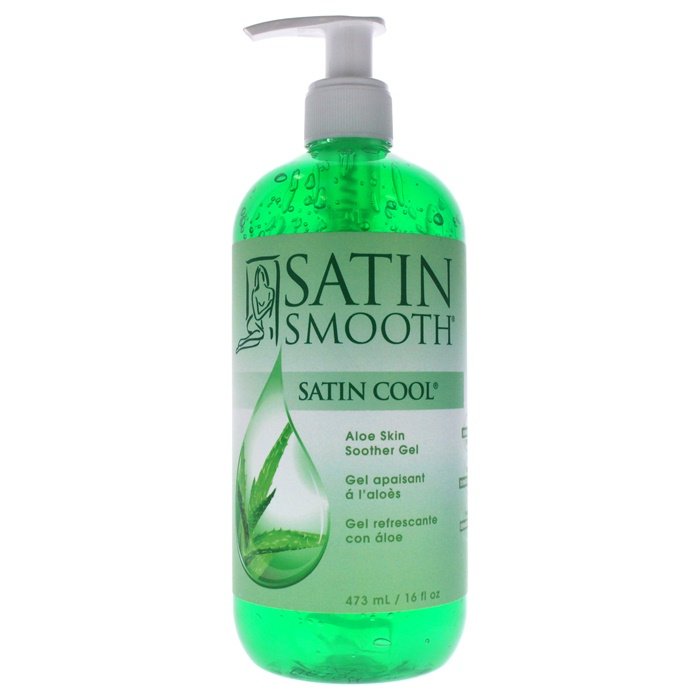 Satin Smooth Satin Cool Aloe Skin Soother Gel