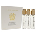 Clive Christian Original Collection X Feminine 3 x 0.25oz Spray (Vial)(Refill)