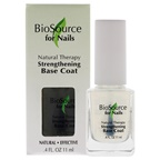 Biosource for Nails Natural Therapy Strengthening Base Coat Nail Treatment