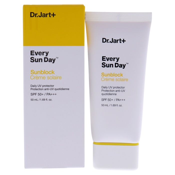 Dr. Jart+ Every Sun Day Sunblock SPF 50 Sunscreen