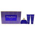 Tommy Bahama St Kitts 3.4oz EDC Spray, 3.4oz After Shave Balm, 3.4oz Hair and Body Wash