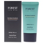 Innisfree Forest For Men No-sebum Sunblock SPF 50 Sunscreen
