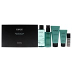 Innisfree Forest For Men Moisture Skincare Trio Set 6.08oz Forest for Men Fresh Skin, 4.73oz Forest for Men Fresh Lotion, 2.70oz Forest for Men Moisture Cream, 1.69oz Forest for Men Moisture Shaving and Cleans