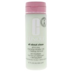 Clinique All About Clean All-In-One Cleansing Micellar Milk and Makeup Remover - Oily Skin Cleanser