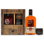 18.21 Man Made Man Made Set - Sweet Tobacco 18oz Man Made Wash 3-In-1 Shampoo, Conditioner and Body Wash, 2oz Pomade