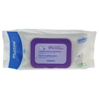 Mustela Dermo Soothing Wipes Fragrance Free