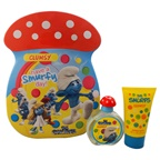 First American Brands The Smurfs Clumsy 1.7oz EDT Spray, 2.5oz Bubble Bath