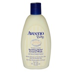 Aveeno Baby Soothing Relief Creamy Wash Body Wash