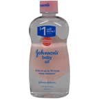 Johnson & Johnson Johnson's Baby Oil, Original