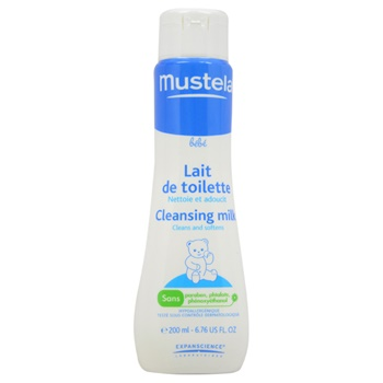 Mustela Baby Cleansing Milk Cleansing Milk