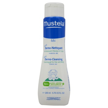 Mustela Dermo Cleansing Gel For Hair And Body