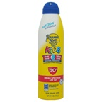 Banana Boat UltraMist Kids Tear-Free Sting-Free Continuous Lotion Spray Sunscreen SPF 50