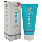 Coola Mineral Baby Sunscreen Moisturizer SPF 50 - Unscented Sunscreen