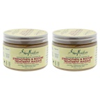 Shea Moisture Jamaican Black Castor Oil Strengthen-Grow & Restore Treatment Masque - Pack of 2