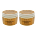 Shea Moisture Raw Shea Butter Deep Treatment Masque - Pack of 2