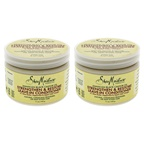 Shea Moisture Jamaican Black Castor Oil Strengthen & Grow Leave-In Conditioner - Pack of 2