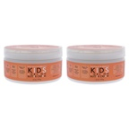 Shea Moisture Coconut & Hibiscus Kids Curling Butter Cream - Pack of 2