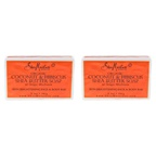 Shea Moisture Organic Coconut & Hibiscus Shea Butter Soap - Pack of 2