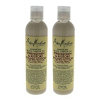 Shea Moisture Jamaican Black Castor Oil Strengthen & Restore Styling Lotion - Pack of 2