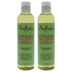 Shea Moisture Raw Shea & Cupuacu Daily Defense Bath-Body & Massage Oil - Pack of 2